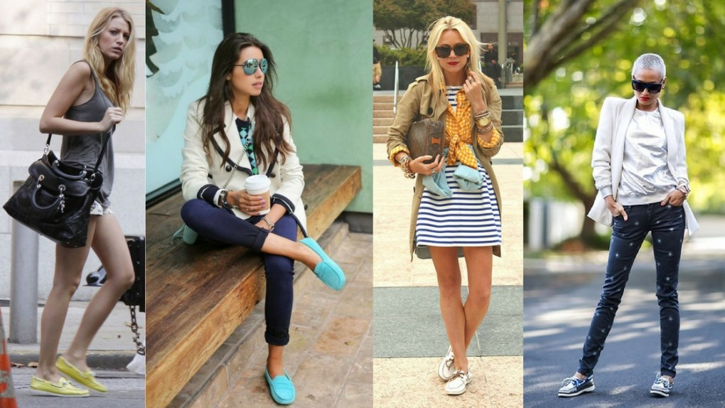 outfits with boat shoes title