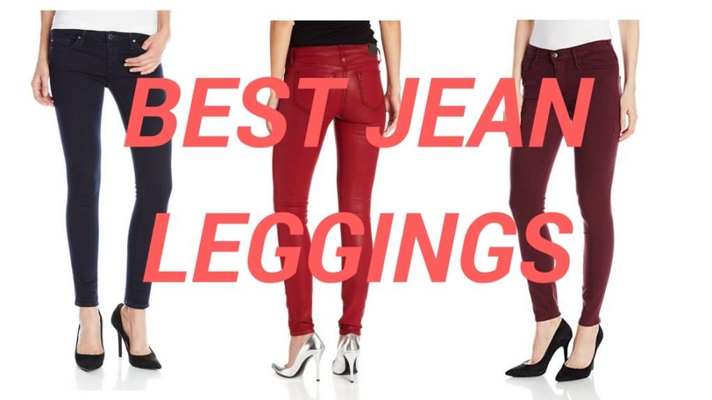 Best Jean Leggings