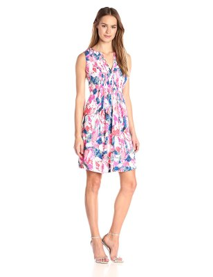 spring fashion trends 2018 floral dress