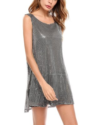 spring fashion trends 2018 sequined mini dress