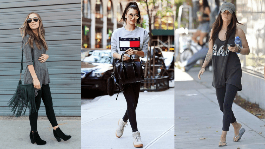 What Shoes to Wear with Leggings: Top 10 Styles