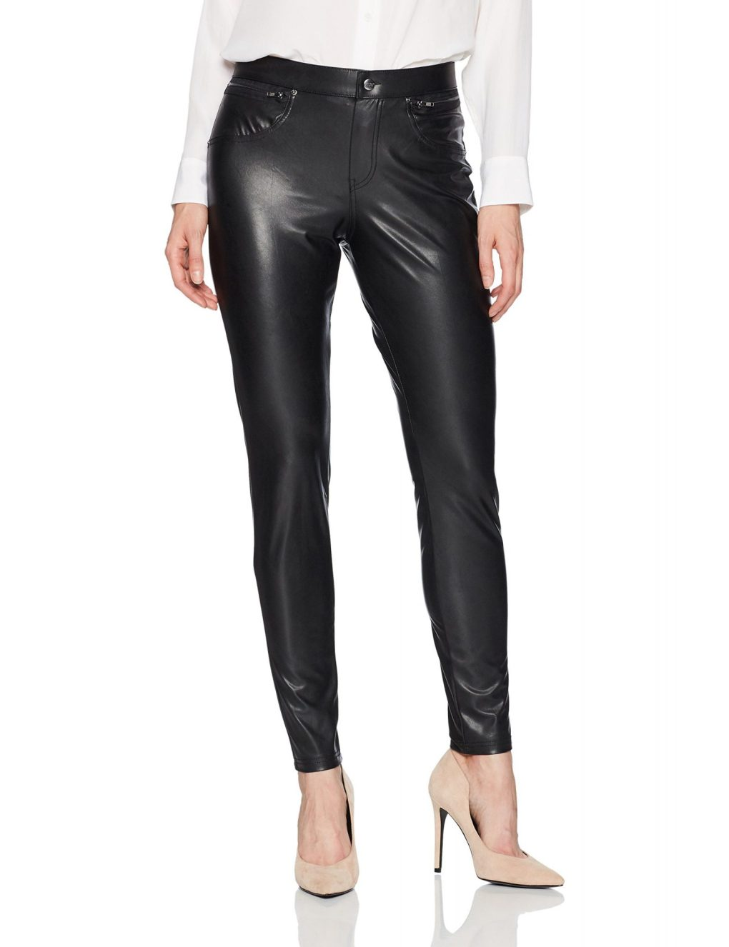 12 Best Faux Leather Leggings Hi Fashion