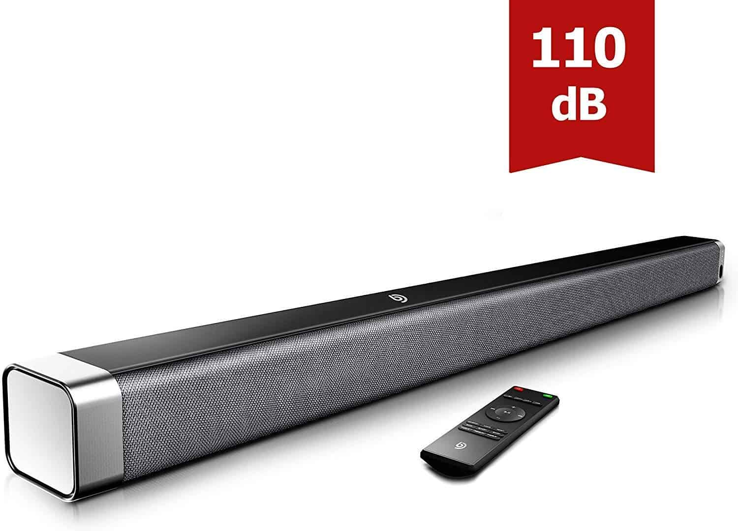 Bomaker Sound Bar w/Built-in Soundbar