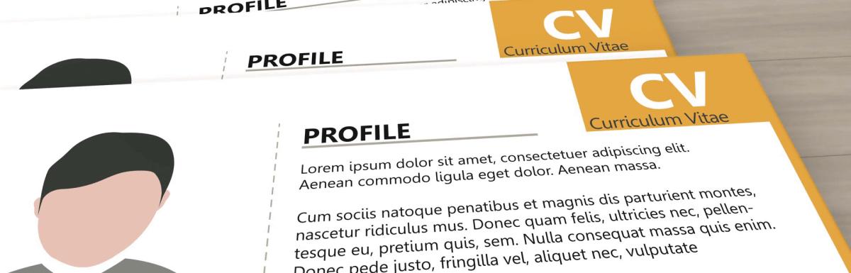 Contoh CV yang Baik, Menarik, dan Terlengkap