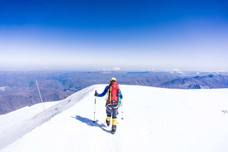 Elbrus zadel