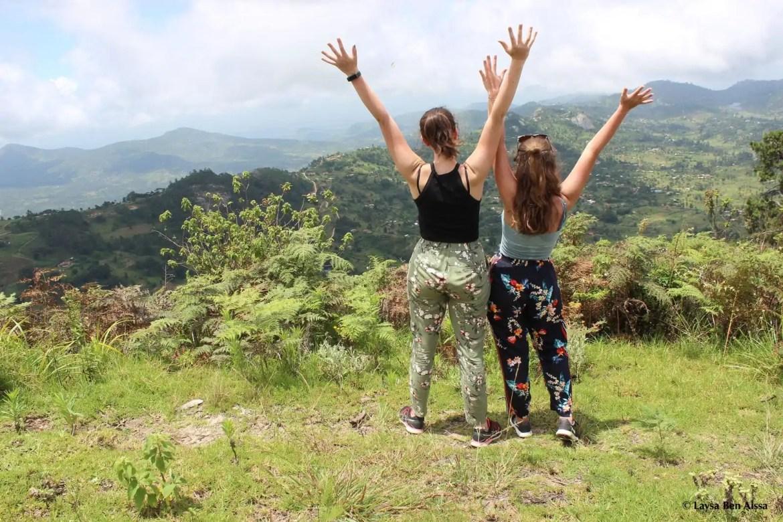 Hiking Afrika