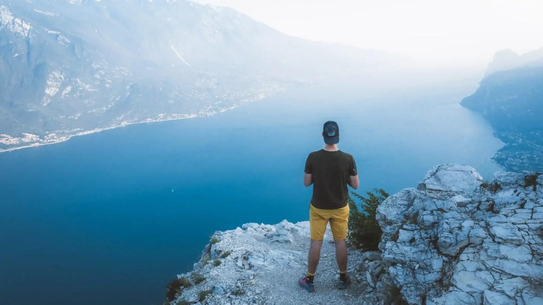 Punta Larici Trentino Gardameer
