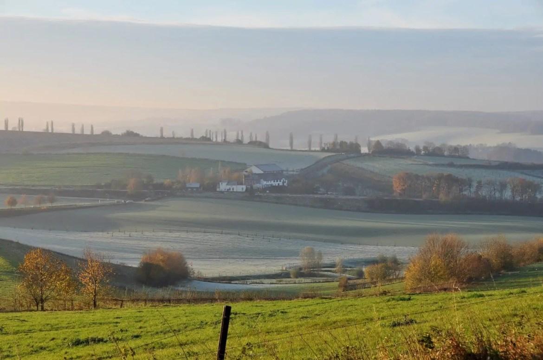 Hoogste bergen van Nederland Seven Summits Zuid-Limburg Eyserbos