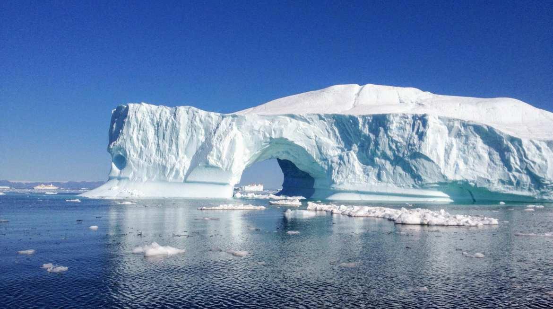 Groenland ijs