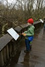 estuary, wetland, kids in nature