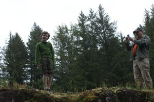 lucia falls east fork lewis river clark county hiking with kids