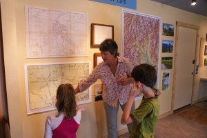 Methow Valley Interpretive Center, Nature with children, native american history, Twisp