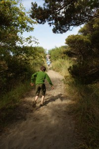 Dune trail, Westport, Twin Harbor State Park, hiking with kids, beach, sand dunes