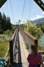newhalem, north cascades, ladder creek falls