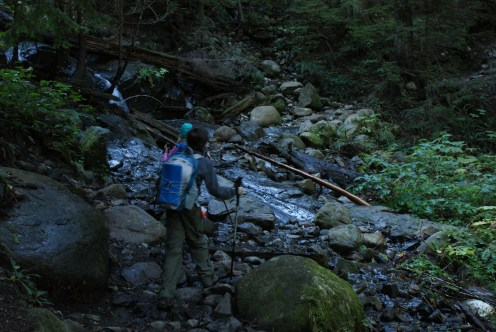 kids hiking, fall hikes, mountain loop highway