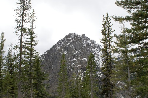 teanaway, longs pass, ingalls lake trail, first snow, hiking with children