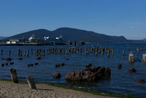 nature walks for children, Anacortes hiking, Guemes Channel