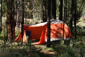 camping with children, metolius, big agnes cabin creek tent
