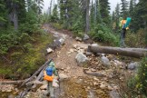 hiking with children, north cascades, fall hiking, best hikes for kids