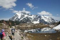 hiking with children, best hikes for kids, summer, alpine, artist ridge