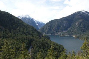 north cascades, hikes for kids, thunder knob trail