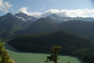 thunder knob, north cascades, best hikes for kids