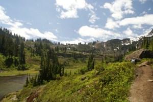 mt baker hiking, best hikes for kids, summer