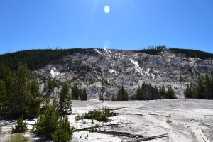 yellowstone national park, road trip