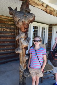 yellowstone, museum of the park ranger, norris area, history