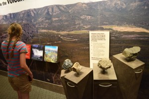 yellowstone, learning, education, volcanic rocks