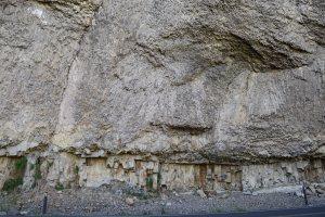 yellowstone, tower, columnar basalt