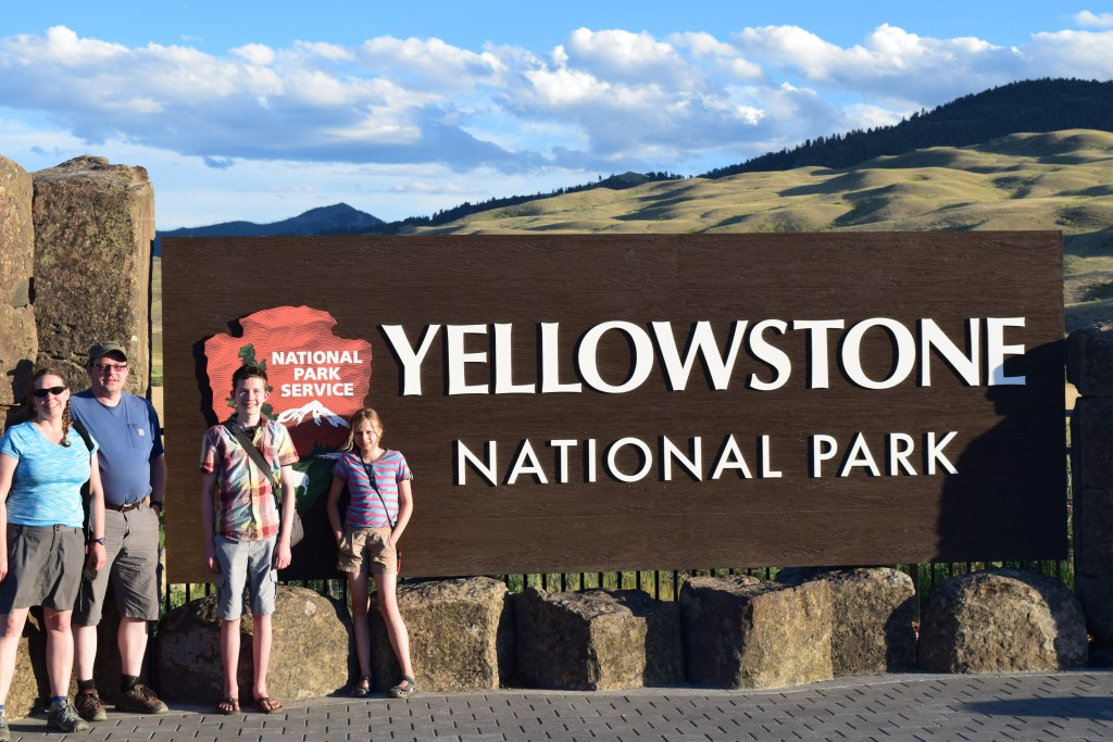 yellowstone, travel, road trip, gardiner