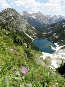 100 classic hikes washington