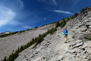 best hikes for kids, burroughs mountain trail, fall hiking, kids in nature