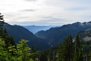 chain lakes trail, mt. baker, hikes for kids