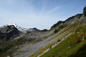 chain lakes trail, mt. baker, best hikes for kids, fall hiking ,fall colors