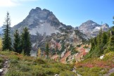 maple heather pass loop, fall hikes for kids, north cascades