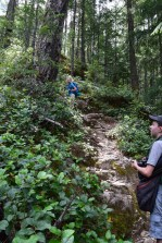 north cascades, pyramid lake, hikes for kids,