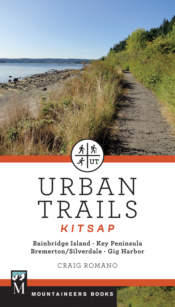 Urban Trails: Kitsap by Craig Romano – Book Review