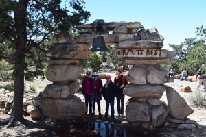 grand canyon national park, south rim, hermits rest, spring break, travel