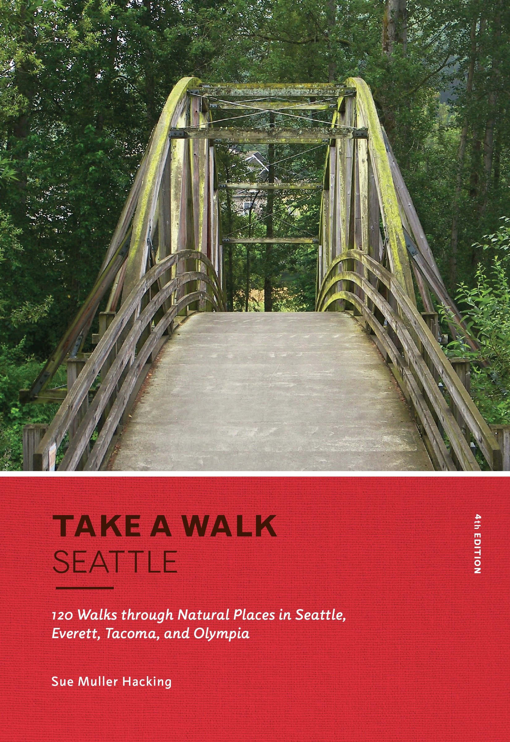 Book Review: Take A Walk: Seattle by Sue Muller Hacking