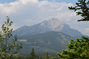 banff national park, canada, road trip, summer