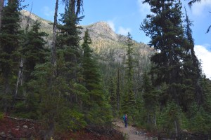north cascades, hikes for kids, fall hiking, colorful