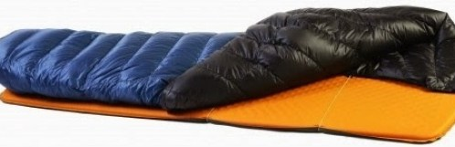 Sleeping Bag Down Synthetic Quilts Mummy Ratings