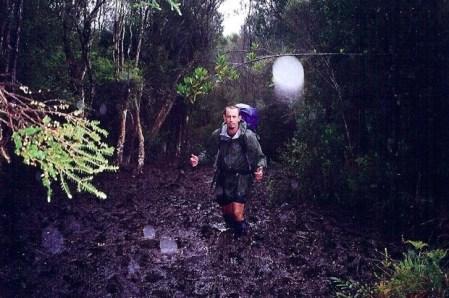 SW Tassie Mud slog