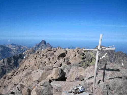 summit corsica