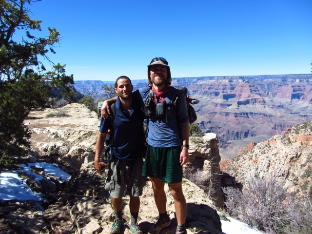 The Gambler & Swami | South Rim, Grand Canyon