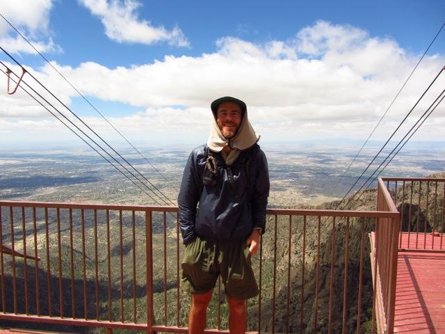 Cam Honan | Sandia Crest overlooking Albuquerque