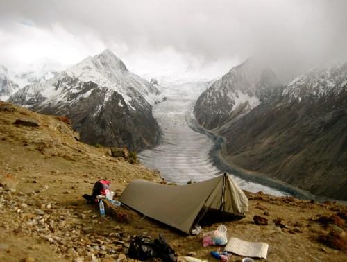 Karakoram Range, Pakistan, 2008