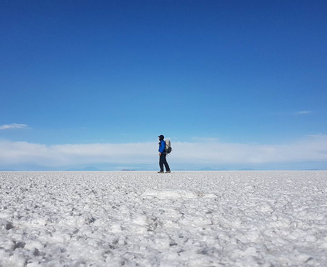 Hiking Across Bolivia S Salar De Uyuni The Hiking Life